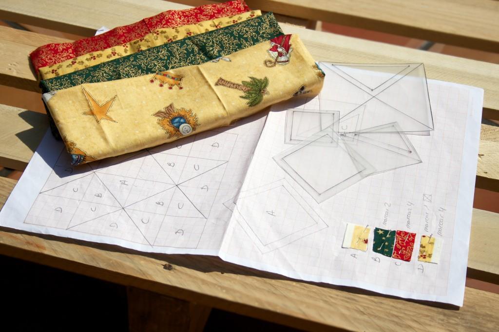 Telas y patrones
