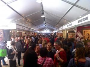 Festival Internacional de Patchwork 2012 - Vista general
