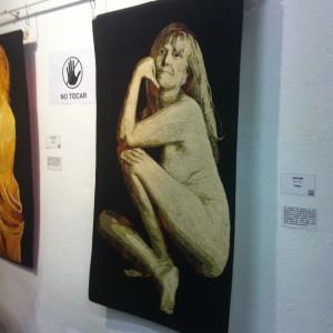 Exposición Festival de Sitges - Mujer Desnuda