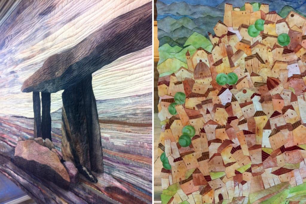 Interquilt Girona - Detalle Exposición