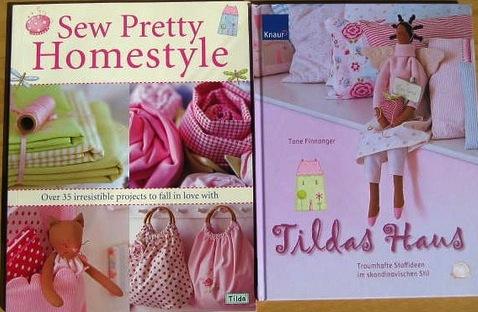 Portadas Libro Sew Pretty Homestyle