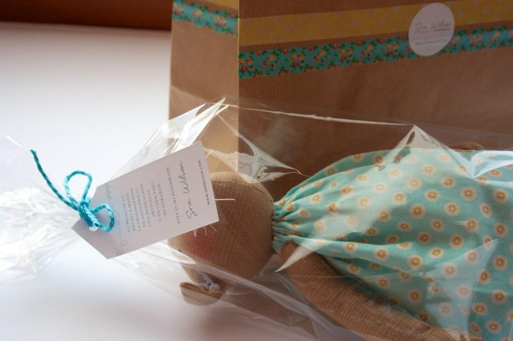 Packaging Gato Martín